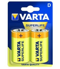 Varta Superlife batareya D