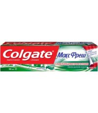Colgate Max fresh cooling crystals