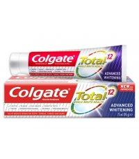 Colgate Total 12 Advanced whitening