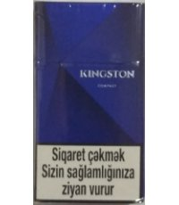 Kingston Compact göy