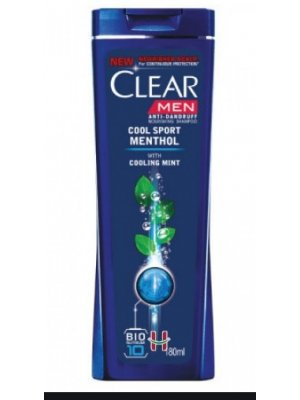 Clear şampun for men champion kolleksiyası